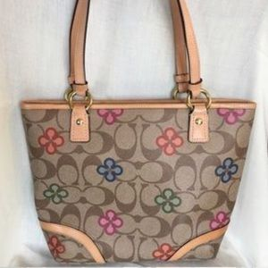 **Coming soon** Coach Multicolor Clove Mini Tote